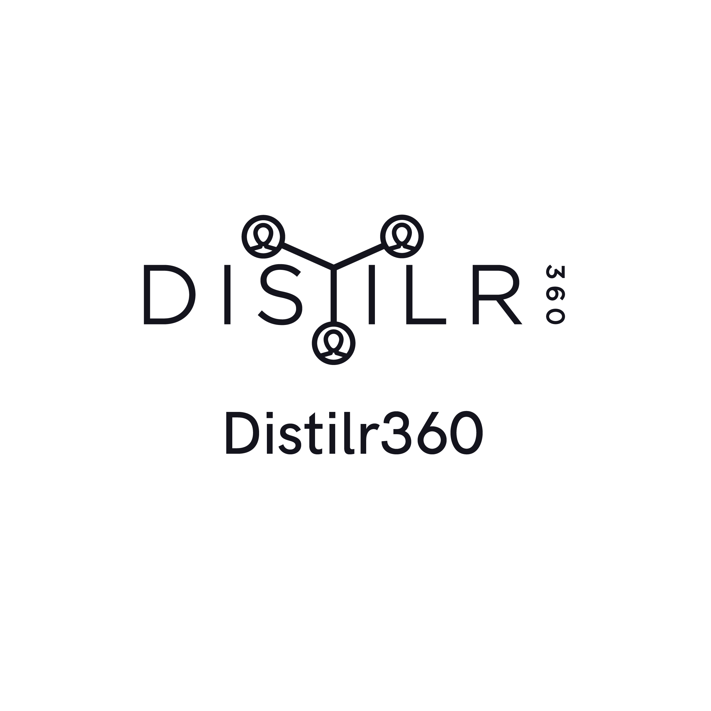 Distilr360 (Blue)